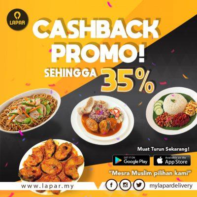 Cashback Promo Socmed